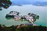 东江湖湖边景区